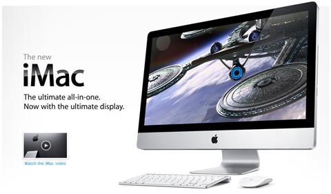 iMac, MacBook, Mac mini アップデート