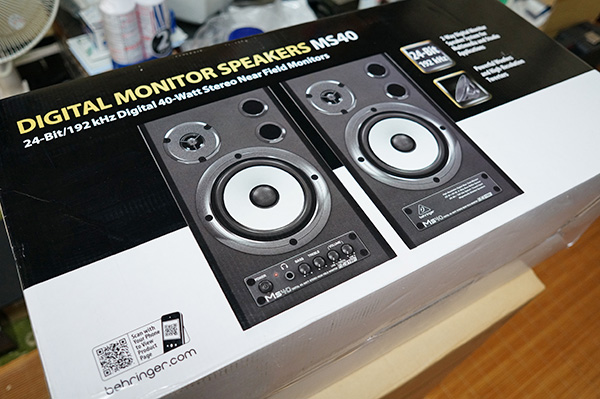 Behringer MS40 購入