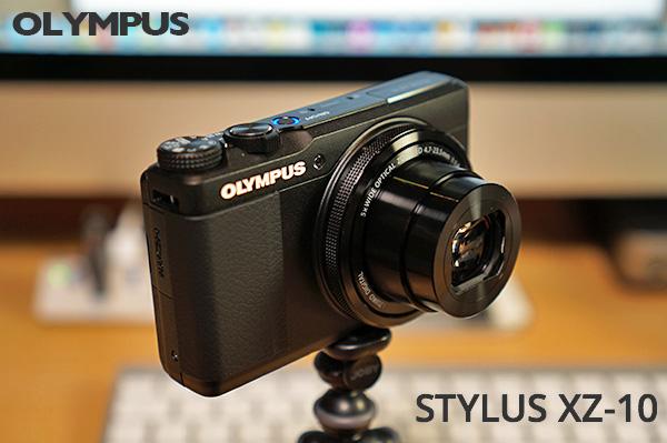 OLYMPUS STYLUS XZ-10 購入