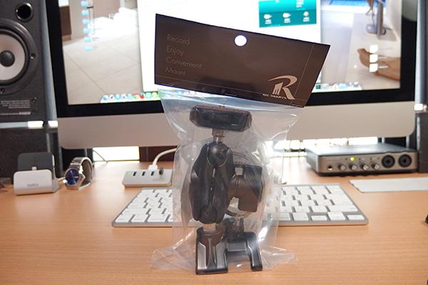 カメラマウント バータイプ購入