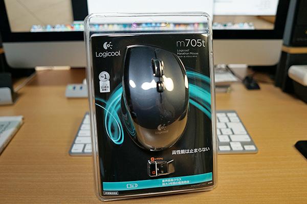 ロジクール M705t 購入