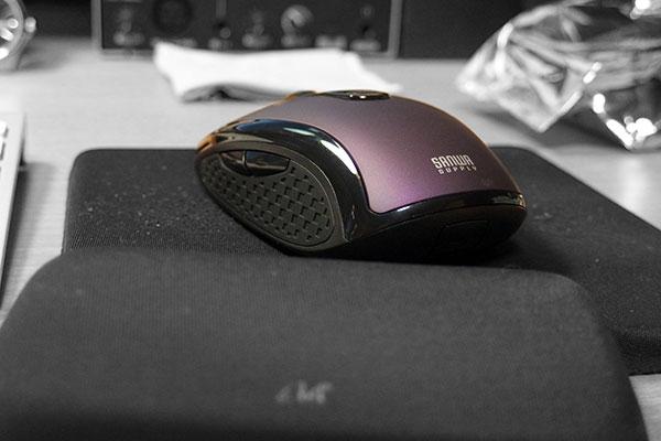 サンワサプライ MA-IRW23 ワイヤレスマウス購入