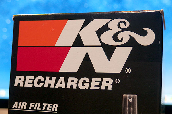 フォレスター:K&Nエアクリーナーのメンテナンス