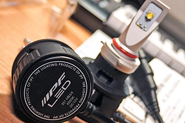 ロードスター:LEDヘッドライトバルブ購入