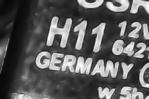 ロードスター:フォグランプをH11へ(前編)