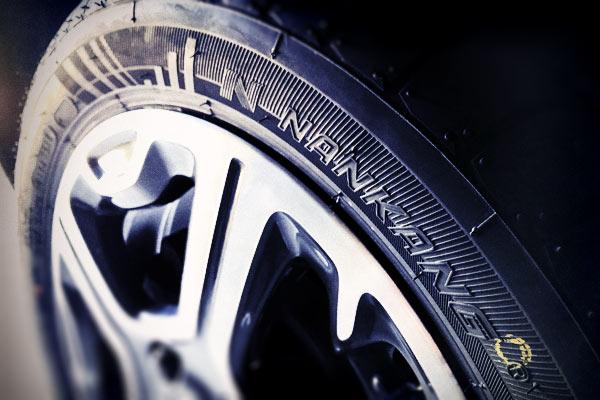 フレアクロスオーバー:タイヤ組み替えました