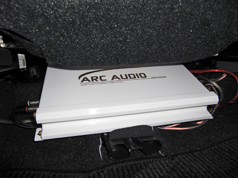 ARC2100 CXLに入替