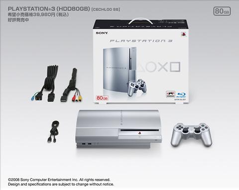 PS3と液晶TV